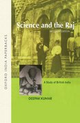Cover for Science and the Raj