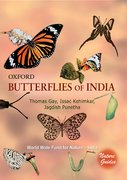Cover for Butterflies of India