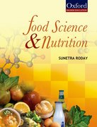Cover for Food Science and Nutrition