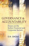 Cover for Governance and Accountability