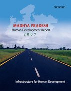 Cover for Madhya Pradesh Human Development Report 2007