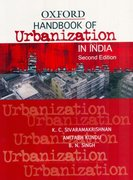 Cover for Handbook of Urbanization in India