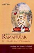 Cover for Ramanujar