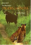 Cover for The Illustrated Tigers of India