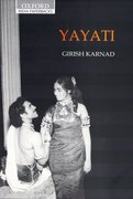 Cover for Yayati
