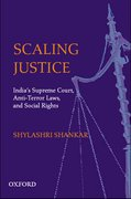 Cover for Scaling Justice