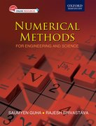 Cover for Numerical Methods: For Engineering and Science