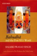Cover for Bahudhā and the Post 9/11 World