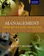 Cover for Management Principles, Processes, and Practices