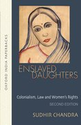 Cover for Enslaved Daughters