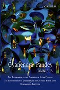 Cover for The Gyanendra Pandey Omnibus