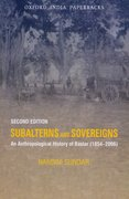 Cover for Subalterns and Sovereigns