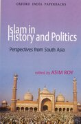 Cover for Islam in History and Politics