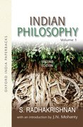 Cover for Indian Philosophy: Volume I