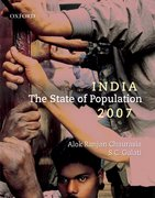 Cover for India: The State of Population 2007