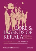 Cover for Lore and Legends of Kerala