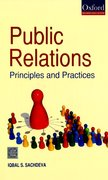 Cover for Public Relations Principles and Practices