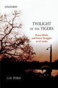 Cover for Twilight of the Tigers