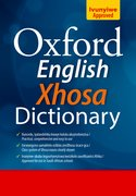 Cover for English-Xhosa Dictionary