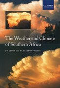 Cover for The Weather and Climate of Southern Africa