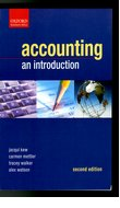 Cover for Accounting An Introduction