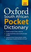 Cover for South African Pocket Oxford Dictionary