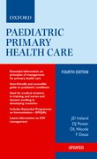 Cover for Paediatric Primary Health Care