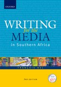 Cover for Writing for the Media