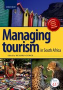 Cover for Managing South African Tourism