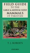 Cover for Field Guide to the Large Mammals of Pakistan