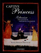 Cover for Captive Princess