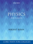 Cover for Physics for Class XI