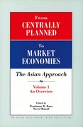 Cover for From Centrally Planned to Market Economies: The Asian Approach