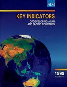 Cover for Key Indicators of Developing Asian and Pacific Countries