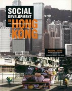 Cover for Social Development in Hong Kong