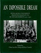 Cover for An Impossible Dream