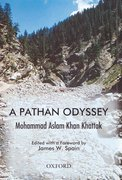 Cover for A Pathan Odyssey