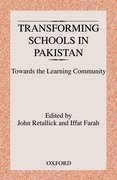 Cover for Transforming Schools in Pakistan