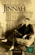 Cover for In Quest of Jinnah