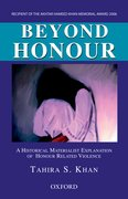 Cover for Beyond Honour