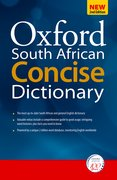 Cover for Oxford South African Concise Dictionary