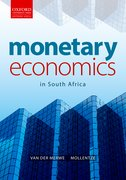 Cover for The Monetary Economics