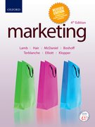 Cover for Marketing 4e