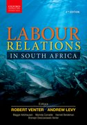 Cover for <em>Labour Relations in South Africa</em>