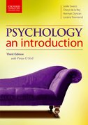 Cover for Psychology: an introduction
