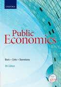 Cover for Public Economics