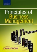 Cover for Principles of Business Management