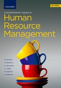 Cover for Contemporary Issues in Human Resource Management