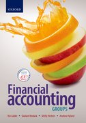 Cover for Financial Accounting: Group statements