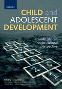 Cover for Child and Adolescent Development